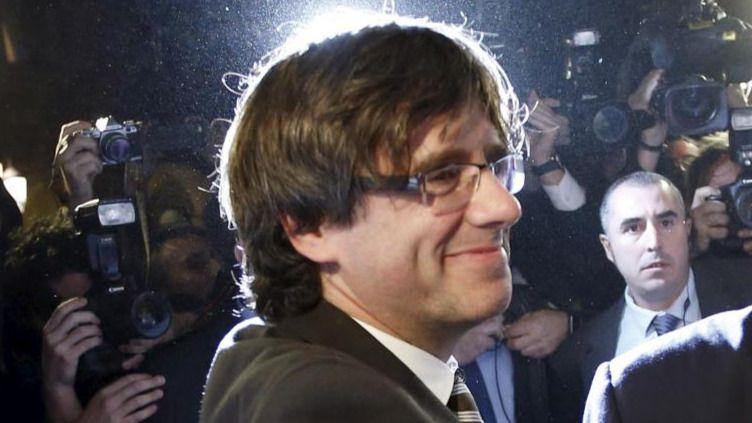 Puigdemont dice a la prensa internacional que tiene una fórmula para la independencia pese a la negativa española