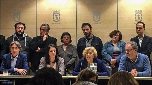 Rita Maestre continuará como portavoz del Gobierno de Carmena