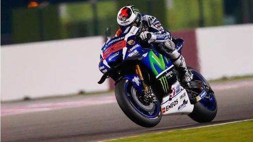 Lorenzo demuestra que es el campeón: gana en Catar la primera cita de 2016