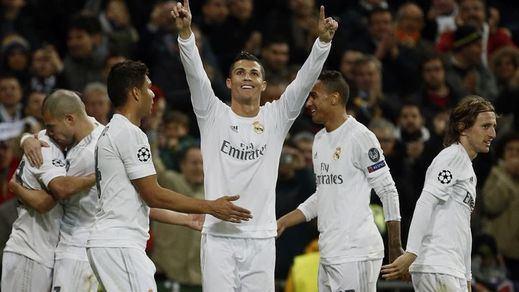 El Madrid torea y estoquea a un desconocido Sevilla muy manso (4-0)