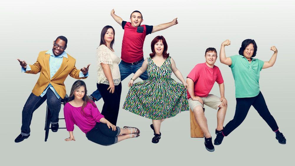 Se estrena 'Somos así', primera serie protagonizada por actores con síndrome de Down
