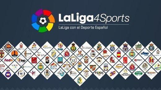 La Liga crea una plataforma para ayudar a la difusión de los deportes minoritarios