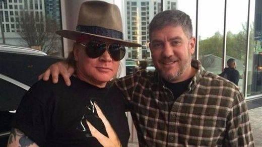 Axl Rose confirma que Guns n' Roses harán toda una gira durante 2016