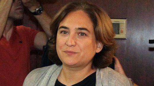 Ada Colau sigue arreglando las cosas con Pablo Iglesias pero reconoce