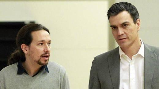 Sánchez e Iglesias siguen sin una cita cerrada: ¿quién está torpedeando la negociación?