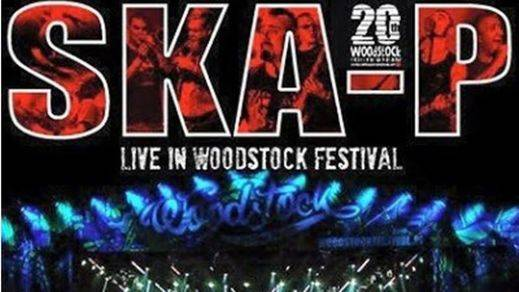 Ska-P, más internacionales que nunca con su disco en directo 'Live in Woodstock Festival'