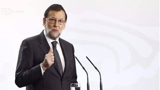 Rajoy expresa la solidaridad de España con las víctimas de los atentados y ofrece colaboración a Bélgica