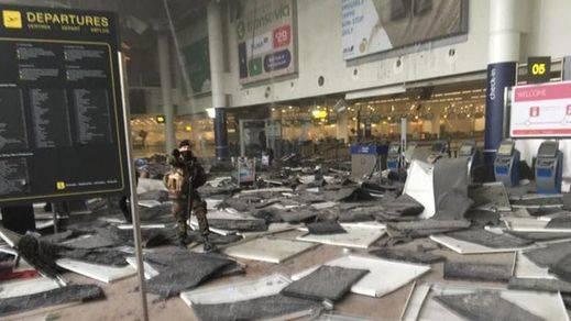 Ya son 9 los españoles heridos en los atentados de Bruselas, de los que 5 continúan hospitalizados