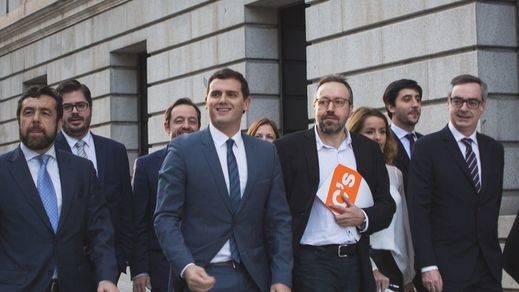 Ciudadanos acusa a Podemos de