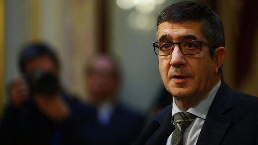Ciudadanos pedirá cesar a Patxi López como presidente del Congreso si hay gobierno