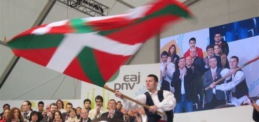 PNV apuesta este Aberri Eguna por un nuevo estatus, EH Bildu por la independencia y Podemos por el derecho a decidir
