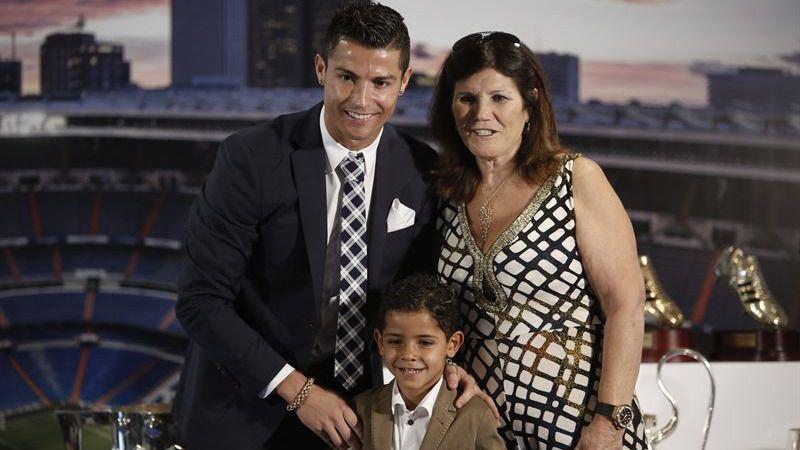 Cristiano tiene claro el futuro: 'Quiero que sea un jugador 'top' como su padre'