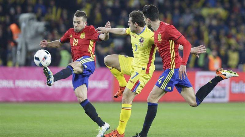 La Roja no resucita su buen fútbol: ante Rumanía, como ante Italia, otro pésimo partido (0-0)
