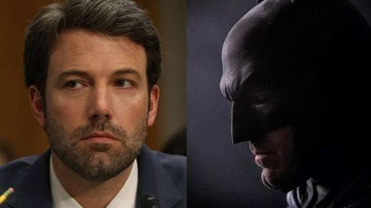 Ben Affleck, destrozado por las críticas de 'Batman v Superman'