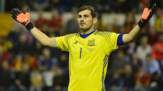 Casillas, revalorizado tras su partido ante Rumanía dice que su retirada