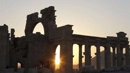 El complejo de Palmira sobrevive a los ataques del Estado Islámico