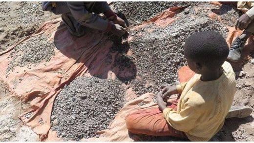¿Apple tiene detrás la mano del trabajo infantil?