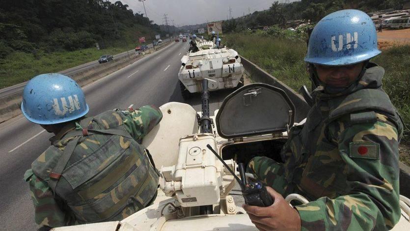 Nuevas denuncias de abusos sexuales de 'cascos azules' de la ONU en misiones en África