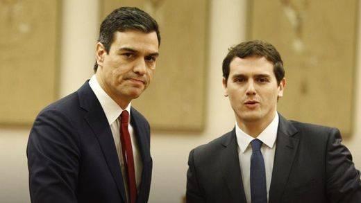 ¿Traición o aviso a Iglesias?: Sánchez se reúne esta tarde con Rivera en vísperas de su cita con el líder de Podemos
