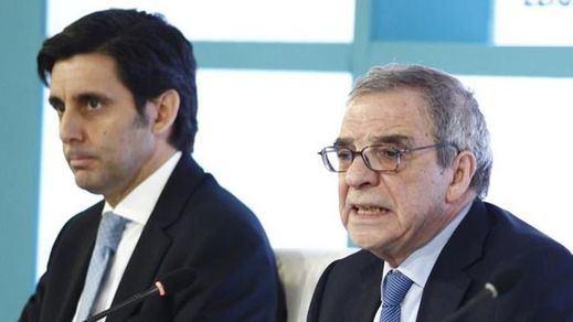 Alierta dejará la presidencia de Telefónica tras casi 16 años al frente de la compañía