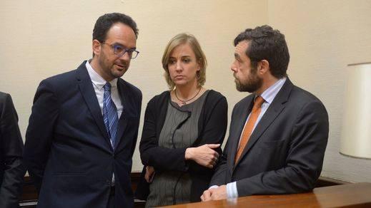 Primer 'acuerdo' PSOE, Podemos y Ciudadanos en el Congreso... ¿aperitivo de lo que vendrá?
