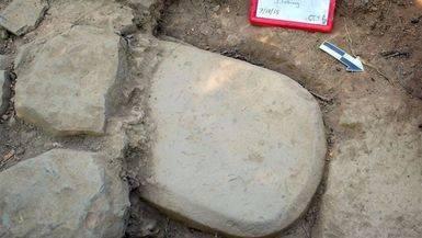 Restos arqueológicos etruscos