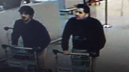 El FBI había alertado de las intenciones de los dos hermanos que se inmolaron en el aeropuerto de Bruselas