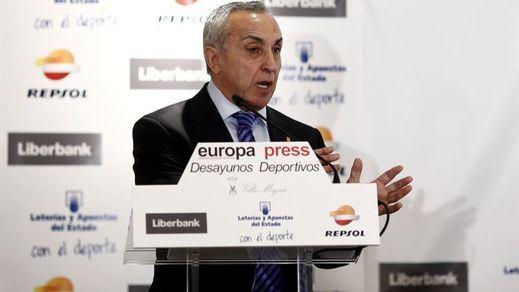 El Comité Olímpico no se esconde: España es una