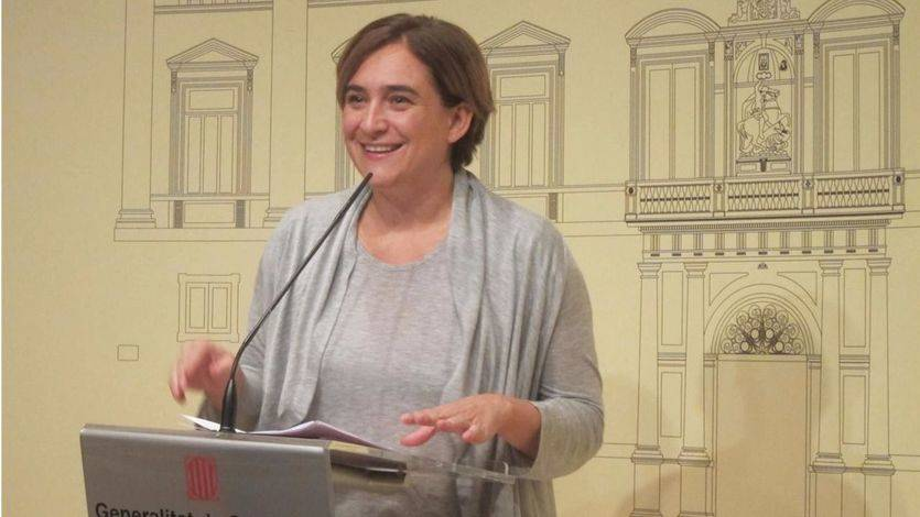 Los (malos) datos de desahucios con Ada Colau tras casi un año al frente de Barcelona