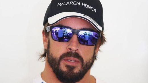 Impiden por salud participar a Fernando Alonso en el GP de Bahréin de este fin de semana