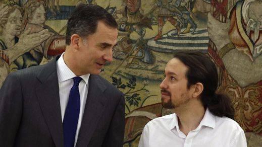 El Rey dona a Patrimonio Nacional la serie 'Juego de Tronos' que le regaló Iglesias en 2015