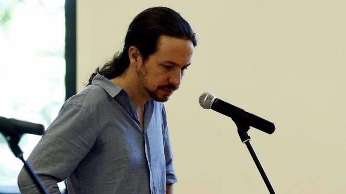 Iglesias asume ante los sindicatos que la derogación de la reforma laboral del PSOE no será una línea roja