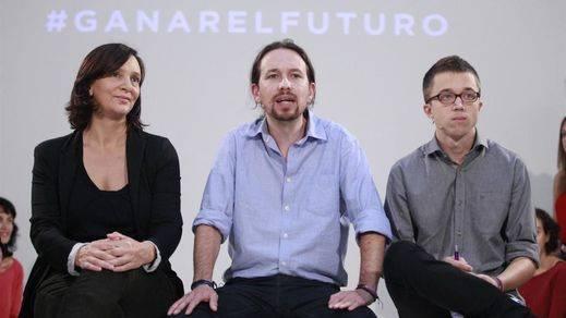 Podemos se cierra en banda con el referéndum catalán