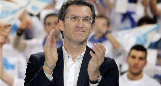 Un sucesor menos para Rajoy: Feijóo se queda en Galicia y aspirará a un tercer mandato como presidente de la Xunta