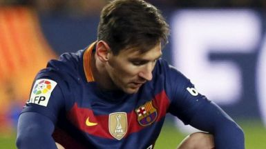 Messi amenaza a los medios por publicar su implicaci�n en la sociedad pantalla en Panam�