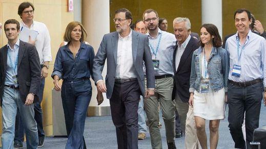 Los jóvenes del PP se rebelan contra Rajoy y la cúpula inmovilista del partido