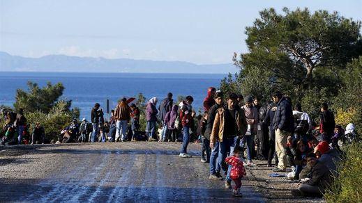 Bruselas asegura que los inmigrantes deportados a Turquía no habían pedido asilo en la UE