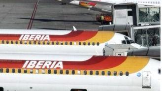 Iberia reanuda progresivamente sus vuelos con Bruselas