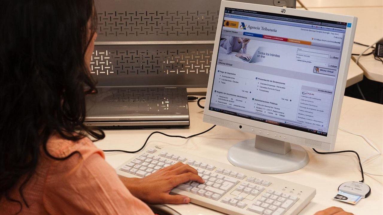 La web de Hacienda, caída ante el inicio de la Campaña de la Renta 2015