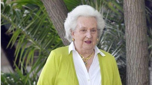 Pilar de Borbón defiende la legalidad de su sociedad en Panamá que 'casualmente' se disolvió tras la proclamación de Felipe VI