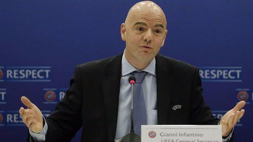 Suiza registra la sede de UEFA por el escándalo de los 'Papeles de Panamá'