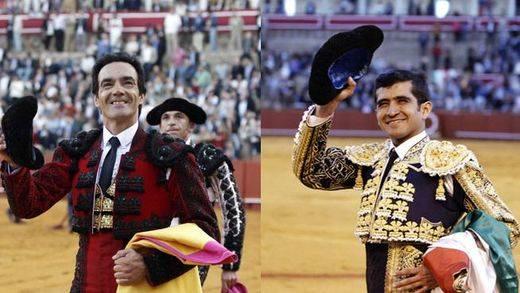 Feria de Abril: toros chochones y vueltas al ruedo para El Cid y Adame