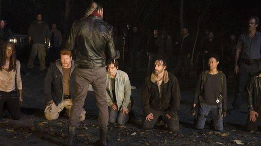 'The Walking Dead': sólo una persona sabe a quién ha matado Negan