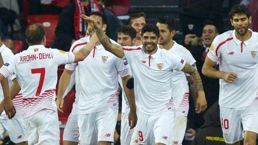 El 'Eurosevilla' suma y sigue: asalta la Catedral ante un Athletic ingenuo (1-2)