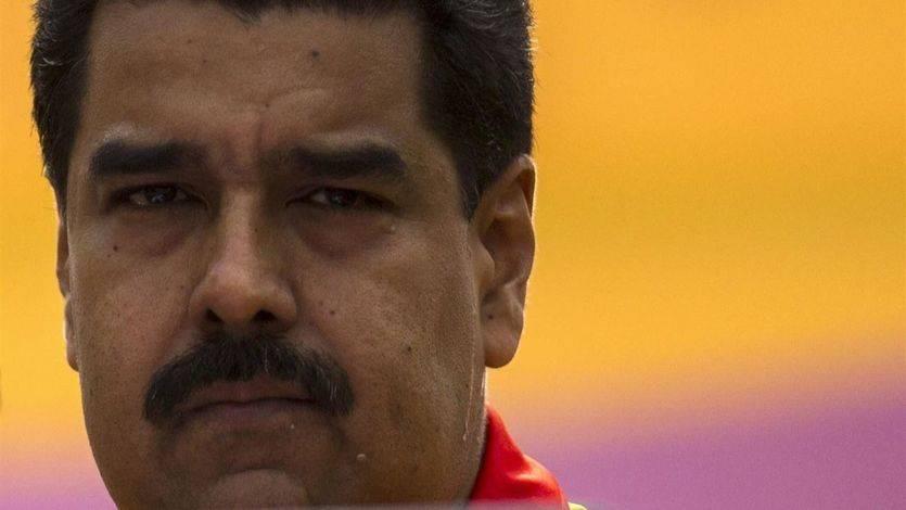 Maduro se desata y llama 'basura corrupta' a Rajoy