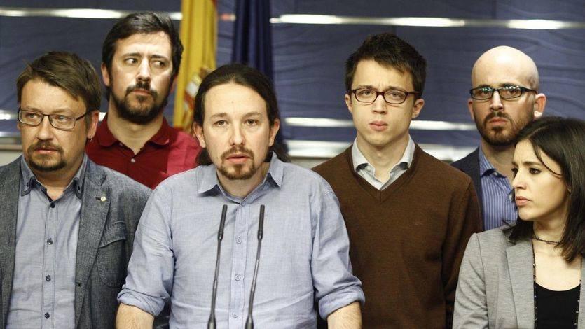 Iglesias da por finalizado el diálogo con PSOE y Ciudadanos y consultará a las bases una posible abstención
