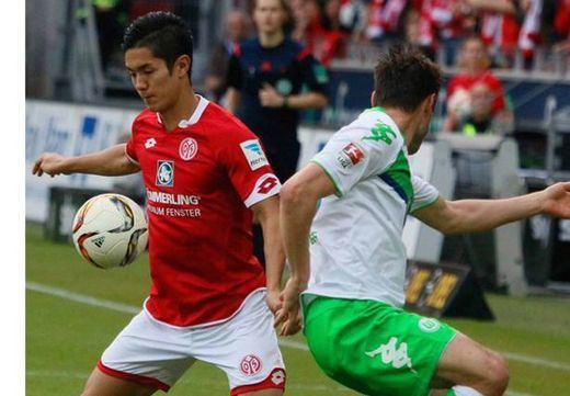 1-1, ante el Mainz: los lobos' del Wolfsburgo, sólo débiles corderitos en la Bundesliga