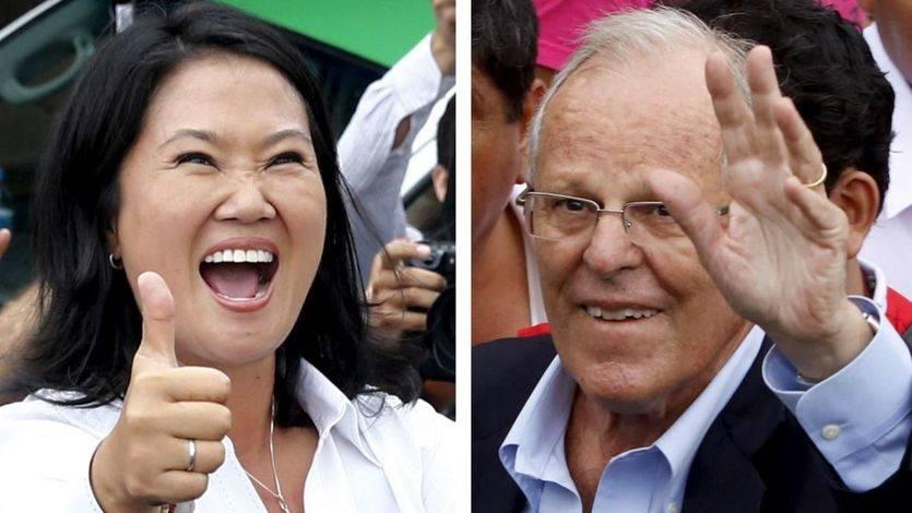 Perú da la confianza a la hija de Fujimori, que se medira en segunda vuelta al derechista Kuczynski