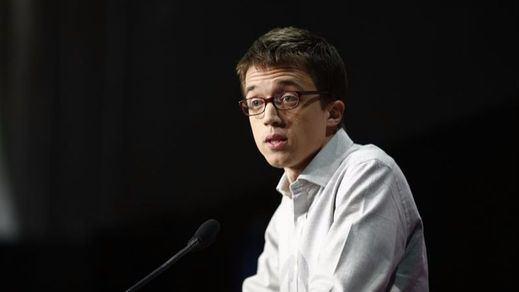 Aún está en el aire el papel de Errejón en la inminente campaña de Podemos