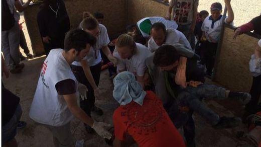 Gases lacrimógenos anti-refugiados: 'Si nuestros hijos hubieran muerto en Siria, habría sido menos humillante'